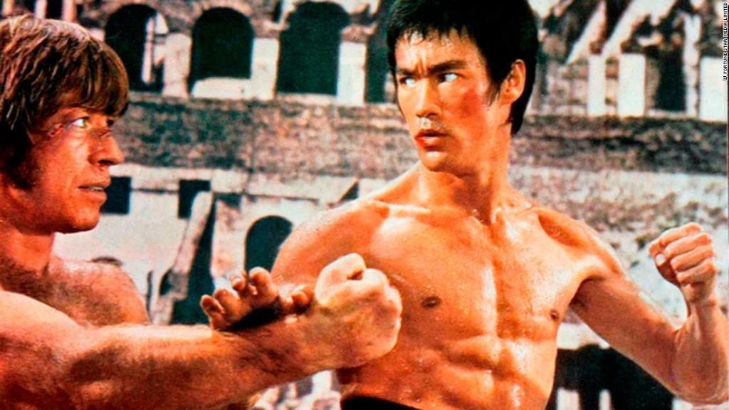 Martial Arts - cover