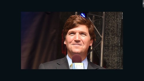 Tucker Carlson's racist attempt to deflect outrage over the Trump-Putin saga