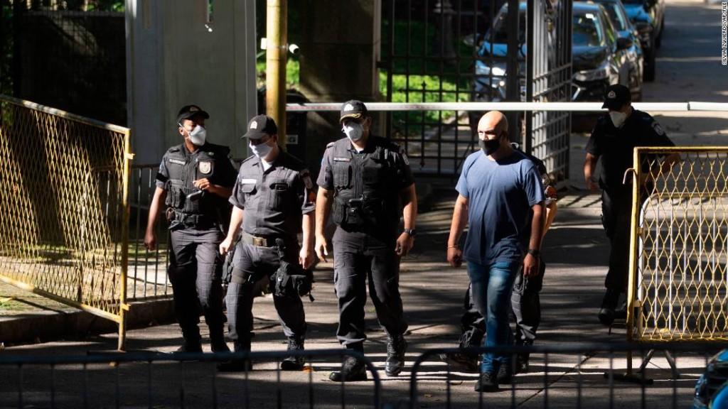 As coronavirus cases explode in Brazil, so do investigations into corruption