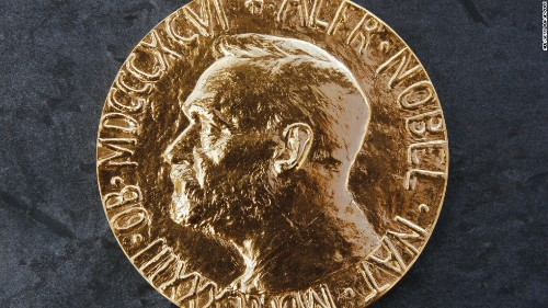 The Definitive Guide to 2019 Nobel Prizes - cover