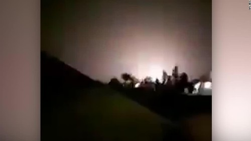 Iranians take credit for rocket attack on base housing US troops