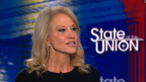 Conway: I'm a victim of sexual assault