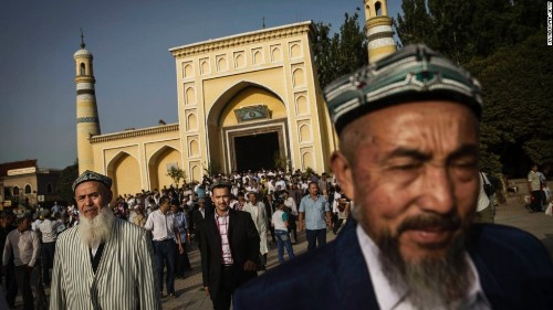 China criticized over Ramadan restrictions