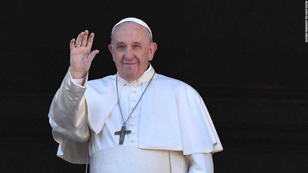 Pope Francis - cover