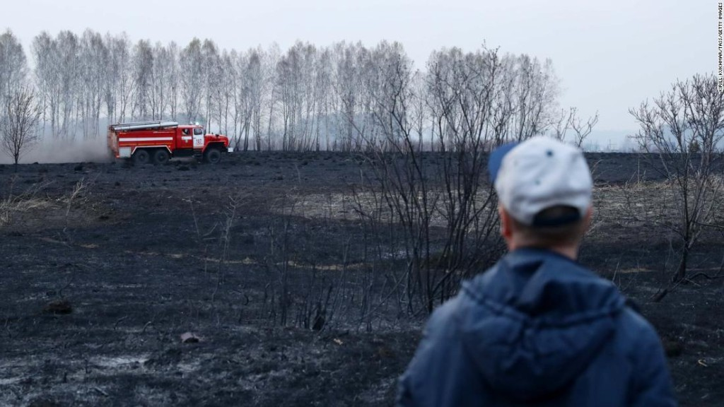 Siberian heatwave 'made 600 times more likely by climate change'