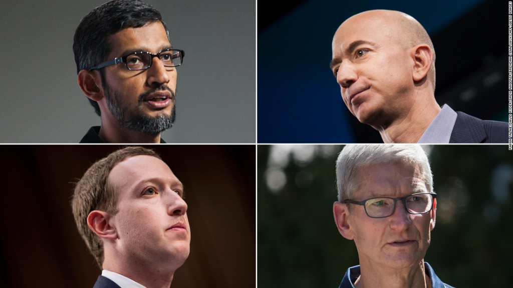 Tech's 2020: The Antitrust Probes Against Big Tech