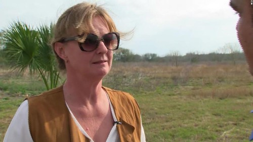 Texans fight Trump administration over eminent domain