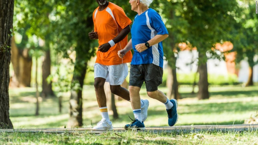 A healthy lifestyle can help you live longer even if you have chronic conditions