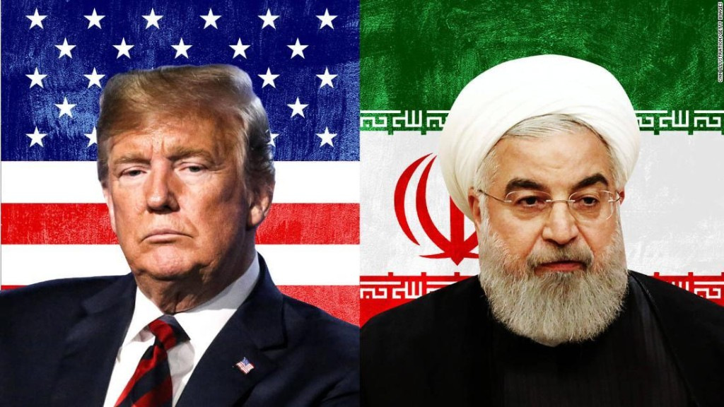 Iranians react to US sanctions as new reality begins to bite - CNN