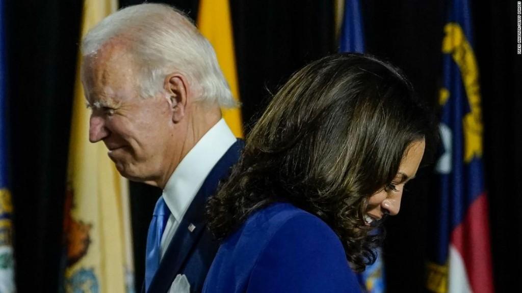 Progressive activists are wary over criminal justice under a Biden-Harris administration