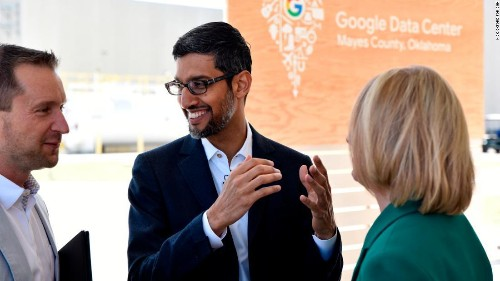 Google CEO: We may have to slow down some 'disruptive' technology