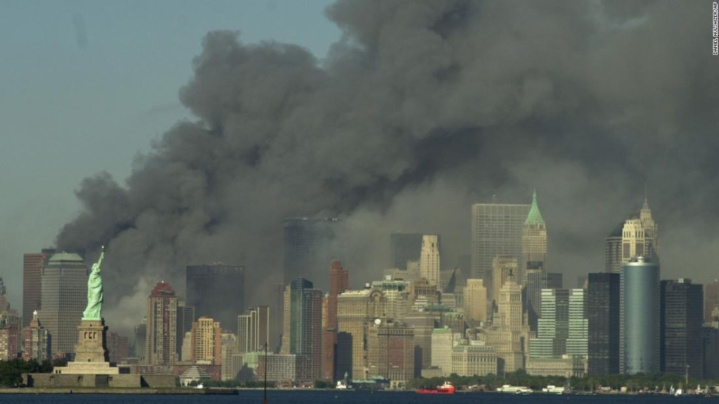New York 9/11 victim's remains identified almost 18 years later
