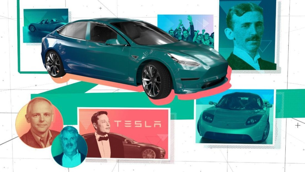 Tesla stock topped $1,200. Here's how it could hit $2,000