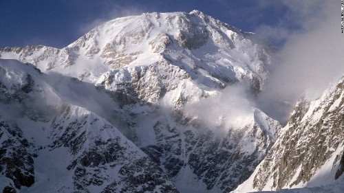 Trump asked about reversing Obama to rename Denali as Mt. McKinley