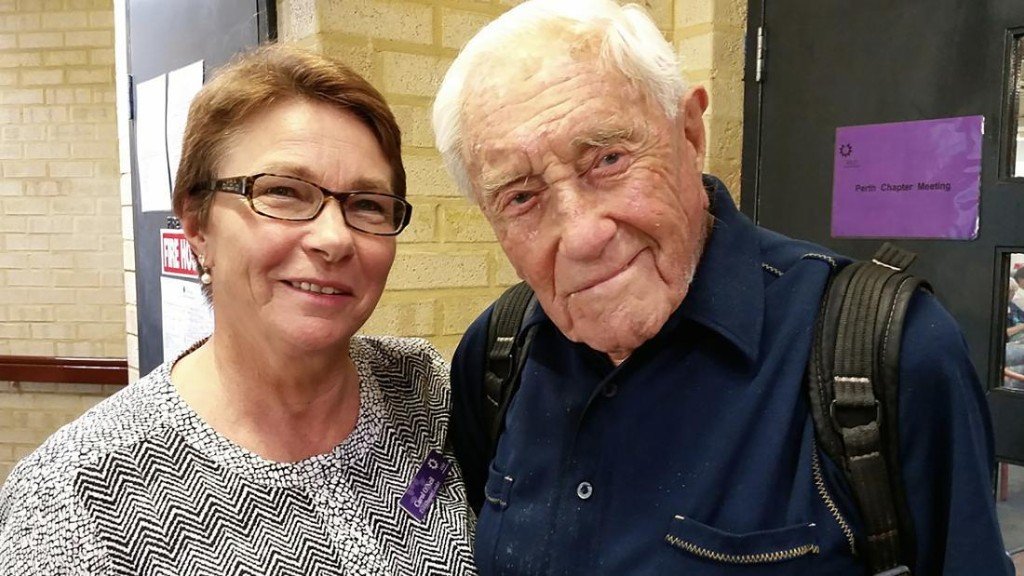 See why 104-year-old scientist wants to die
