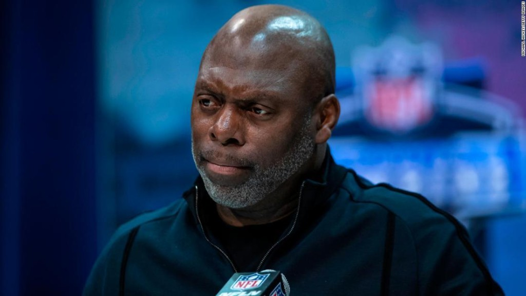 NFL head coach reveals he was infected with Covid-19