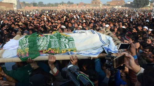 Protests erupt over rape, murder of 7-year-old girl in Pakistan