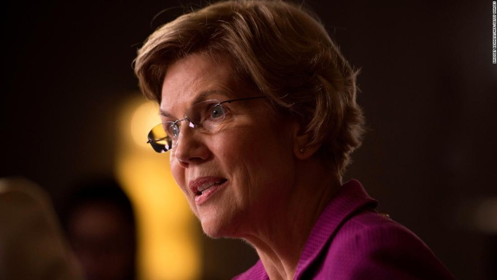 You Go Elizabeth Warren! - Couverture