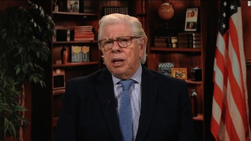 Woodward and Bernstein: Trump's Russia response 'eerily similar' to Nixon's leading up to Saturday Night Massacre