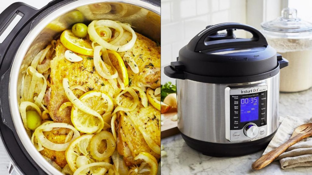 Instant Pot sale: The Instant Pot Ultra Mini is a perfect addition to your kitchen - CNN