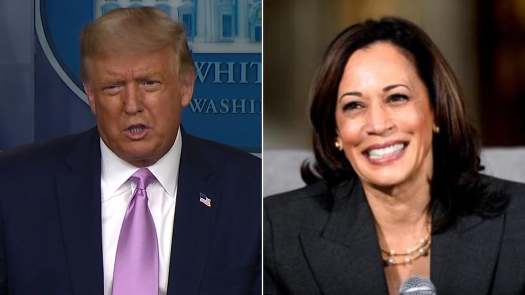 Opinion: Kamala Harris throws Trump off balance