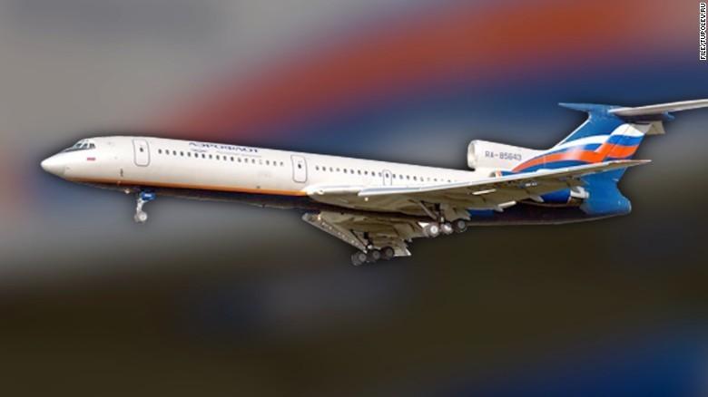 Russian plane crash: Choir members on board, no sign of survivors