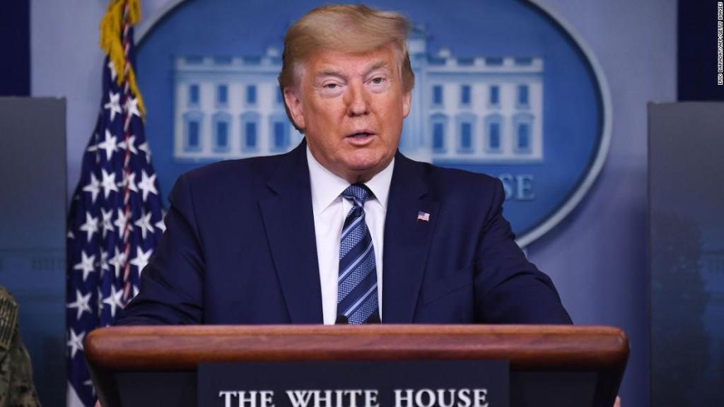 Democratic super PAC turns up focus on Trump's coronavirus response
