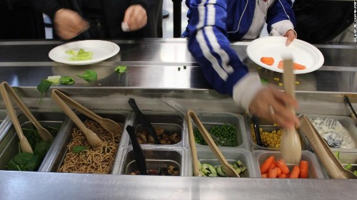 Vermont looks to become first state to provide universal meals to public school students