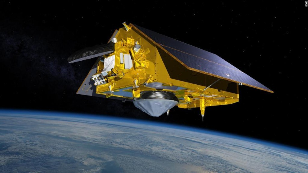 A satellite that will track Earth's sea level rise is ready to launch