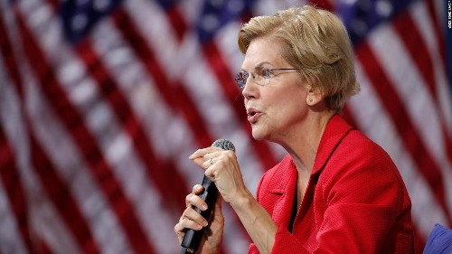 Elizabeth Warren campaign fires its national organizing director amid accusations of inappropriate behavior