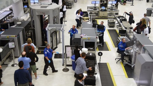 Security breach at JFK airport reported