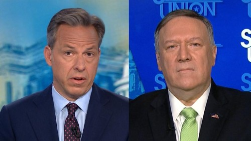 Tapper: Would you have been upset if a Dem did this?