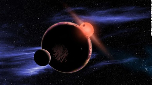 Primitive life is possible on nearby exoplanet, scientists say