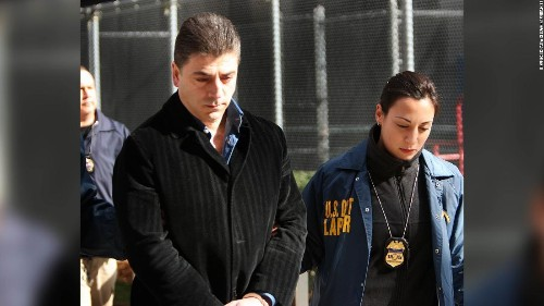 Reputed Gambino crime boss Francesco 'Frank' Cali shot to death outside his home