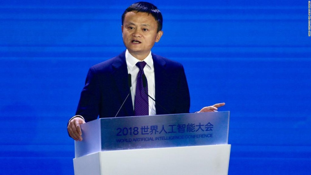 How Alibaba is preparing for life after Jack Ma