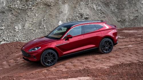 Aston Martin's troubles mount as profits slump by 45%