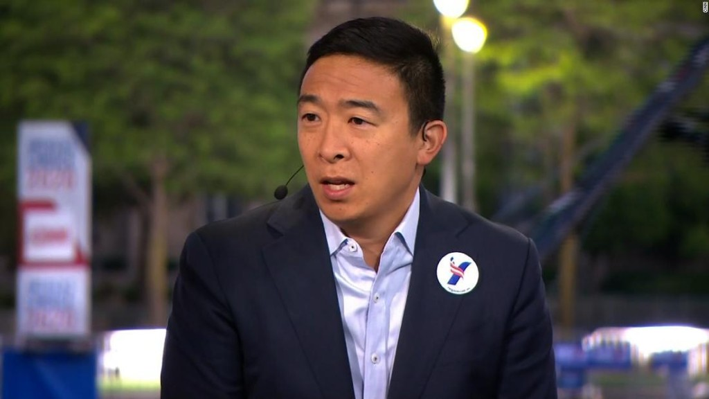 Andrew Yang Fast Facts