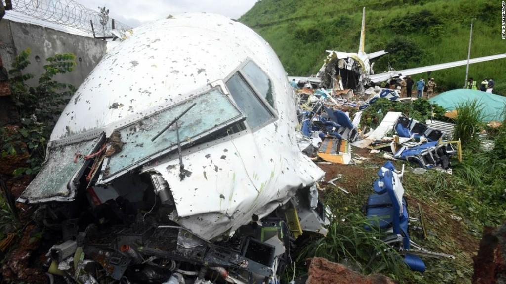 4 children identified among India plane crash casualties