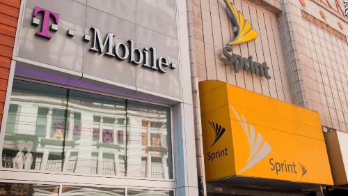 Sprint's stock soars more than 70% after judge approves T-Mobile merger