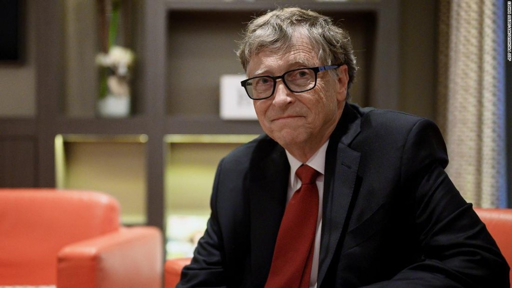 Bill Gates: Trump's China travel ban 'seeded' Covid-19 outbreak
