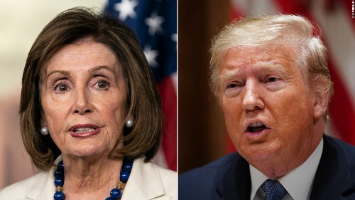 The 30 most blistering lines from Donald Trump's unhinged letter to Nancy Pelosi
