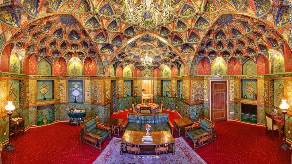 Iran's Abbasi: The Middle East's most beautiful hotel