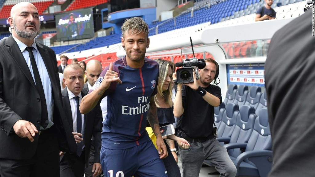 Why it's now or never for Neymar