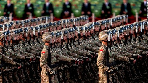 Concern grows within Pentagon about Trump's proposed parade
