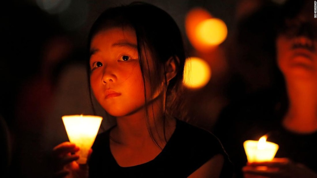 For the first time in 30 years, Hong Kong will not hold a mass vigil commemorating the Tiananmen square massacre