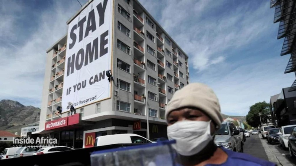 South Africa battles coronavirus and tuberculosis - CNN Video