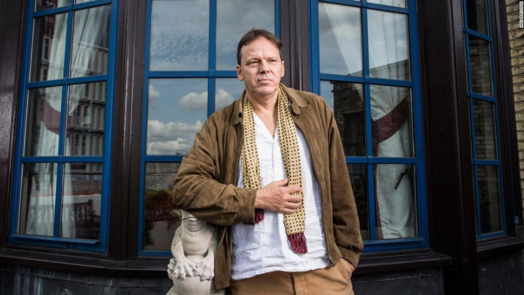 David Graeber, author and activist known for popularizing the phrase 'We are the 99%,' dies