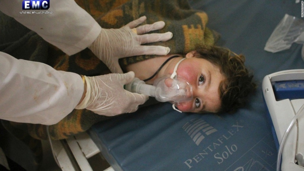 Why Everything is About You Mr Trump When Kids Suffering from Chemical Weapons All You Talking About Is Media Just Do Something about This Disaster poor People dying like No Body Care  - cover