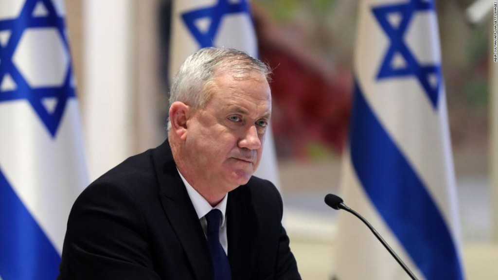 Gantz tells Israeli Army to step up preparations in West Bank ahead of possible annexation