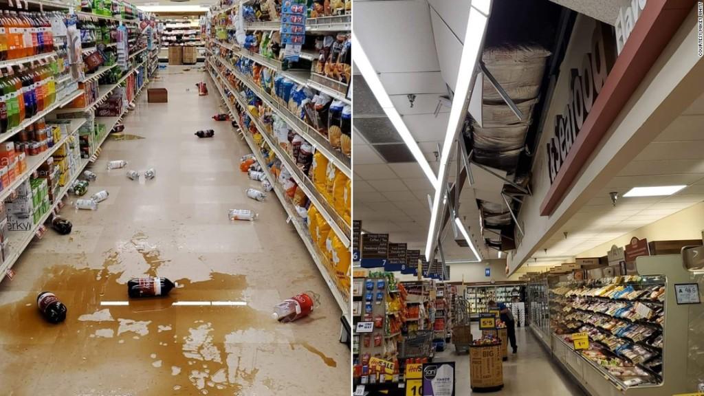 North Carolina's strongest earthquake in 94 years shakes area along Virginia border